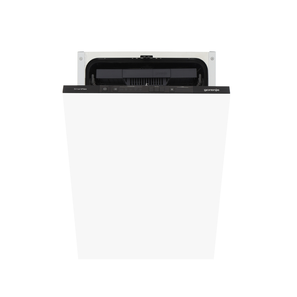 Built-in dishwashers Gorenje 45 cm: TOP of the best narrow dishwashers 4
