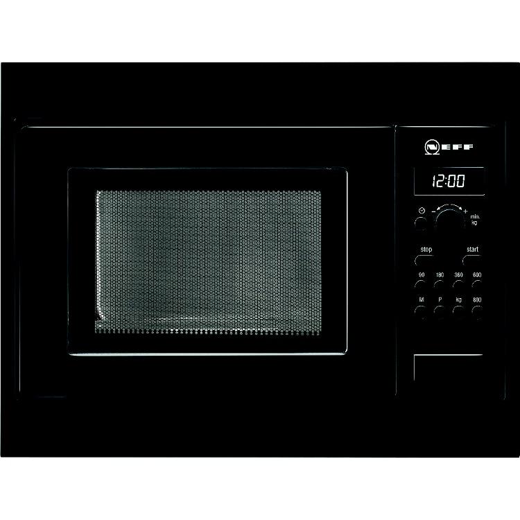 Buy Neff H53w50s3gb Built In Microwave Black Marks