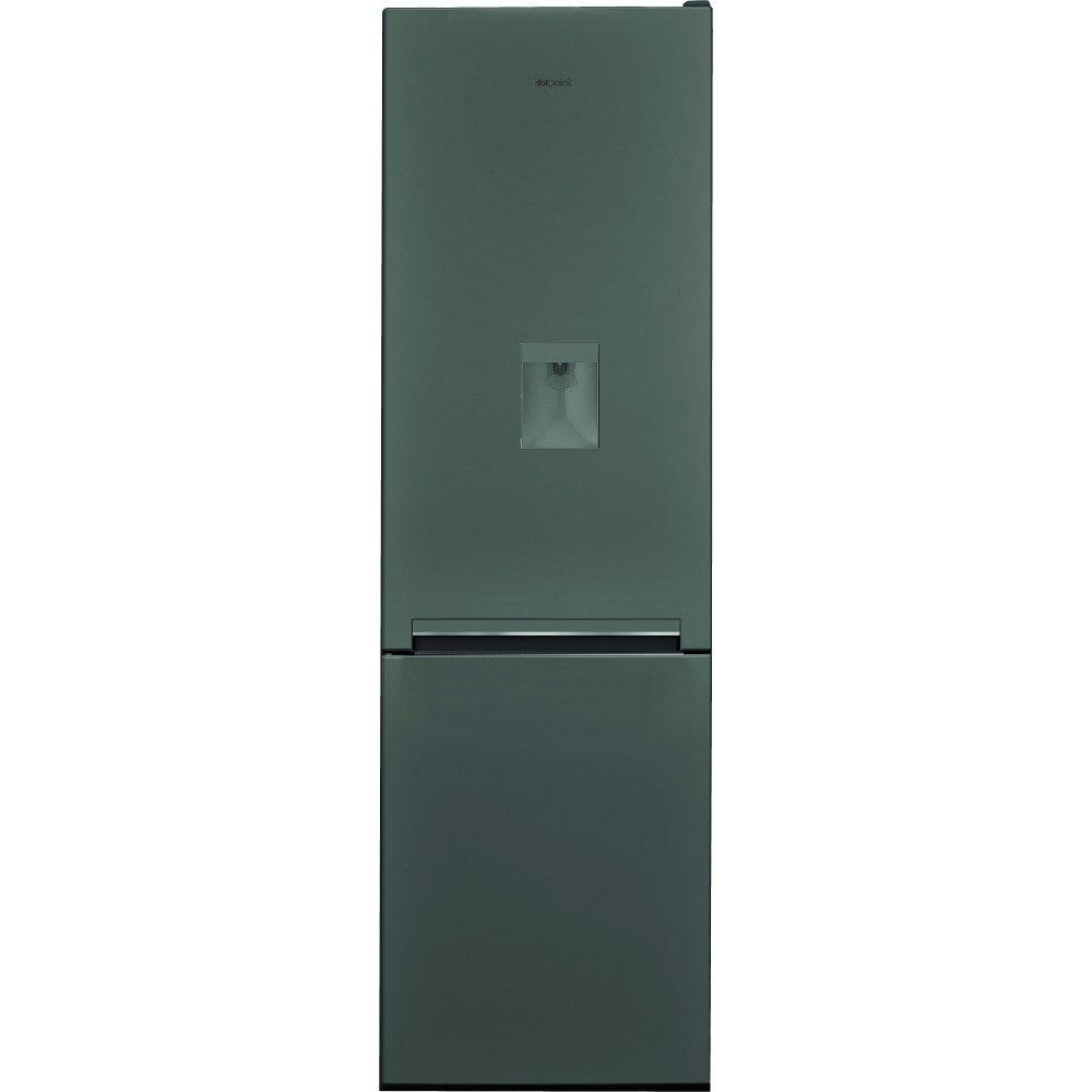 Hotpoint H8 A1E SB WTD UK Low Frost Fridge Freezer