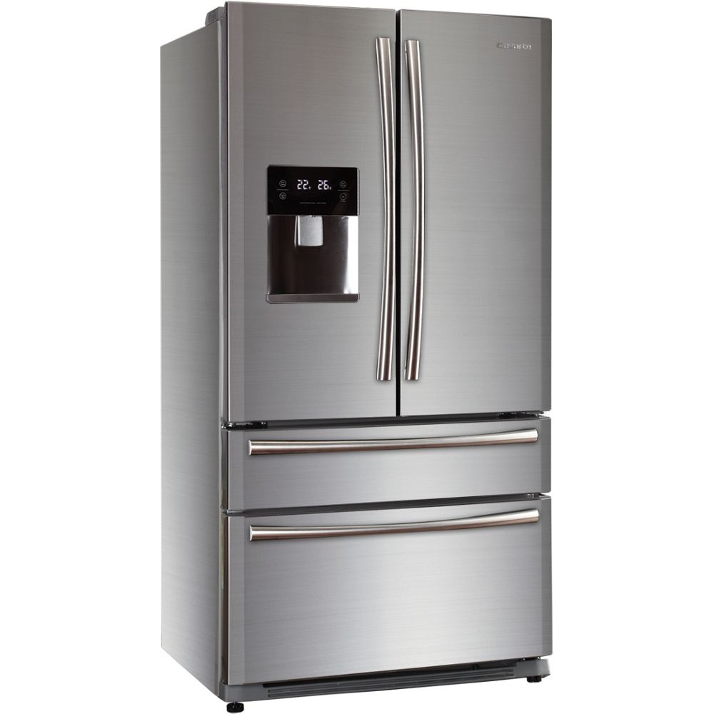 buy haier hb22fwrssaa multi door american fridge freezer hb22fwrssaa stainless steel marks