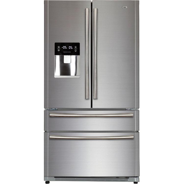 buy haier hb22fwrssaa multi door american fridge freezer hb22fwrssaa stainless steel marks. Black Bedroom Furniture Sets. Home Design Ideas
