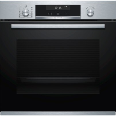 Bosch Serie 6 HBA5780S6B Single Built In Electric Oven