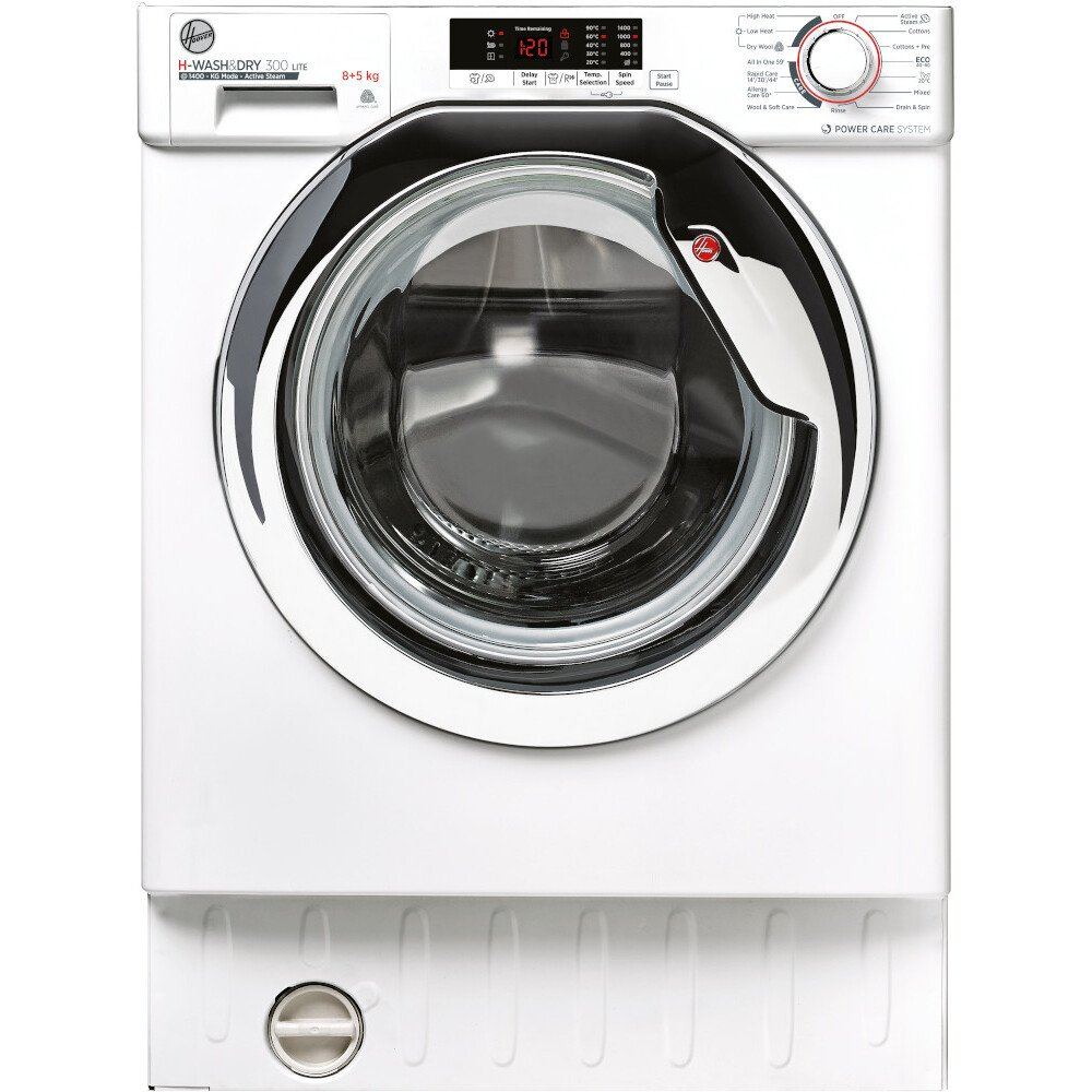 Hoover HBDS485D2ACE-80 Integrated Washer Dryer