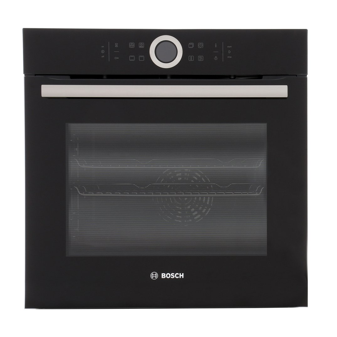 Bosch Serie 8 HBG634BB1B Single Built In Electric Oven