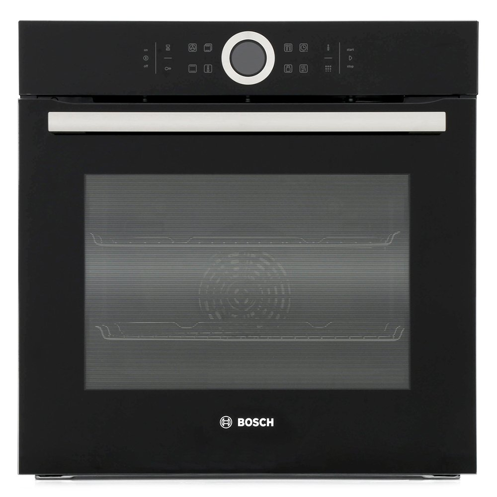 Bosch Serie 8 HBG674BB1B Single Built In Electric Oven