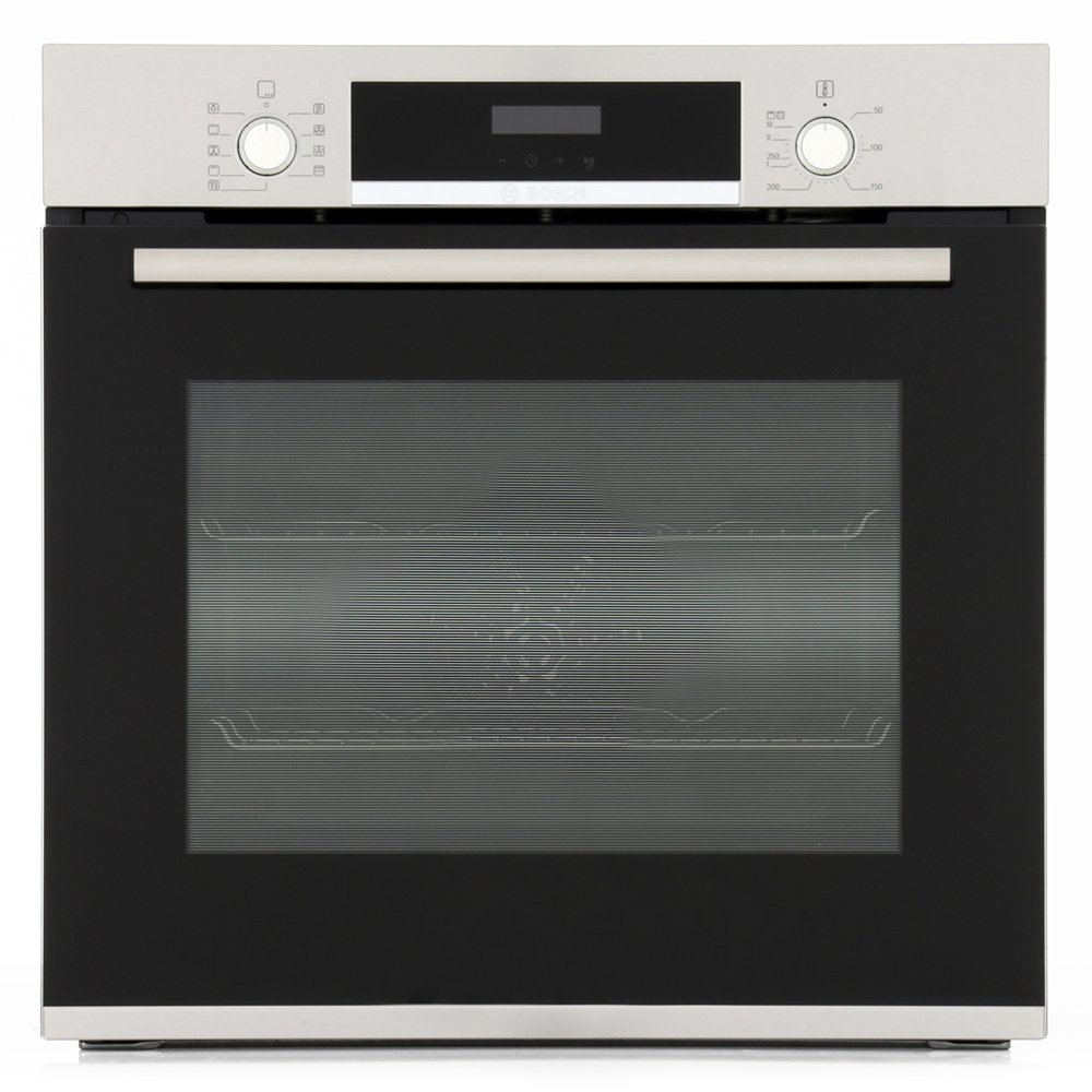 Bosch Serie 4 HBS573BS0B Single Built In Electric Oven
