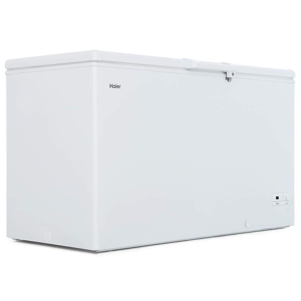 Haier HCE429R Static Chest Freezer