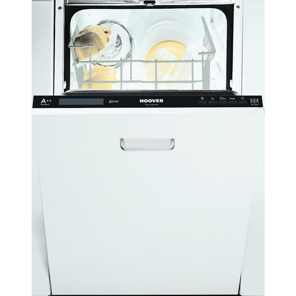 Hoover HDI 2D949-80/E Built In Fully Int. Slimline Dishwasher