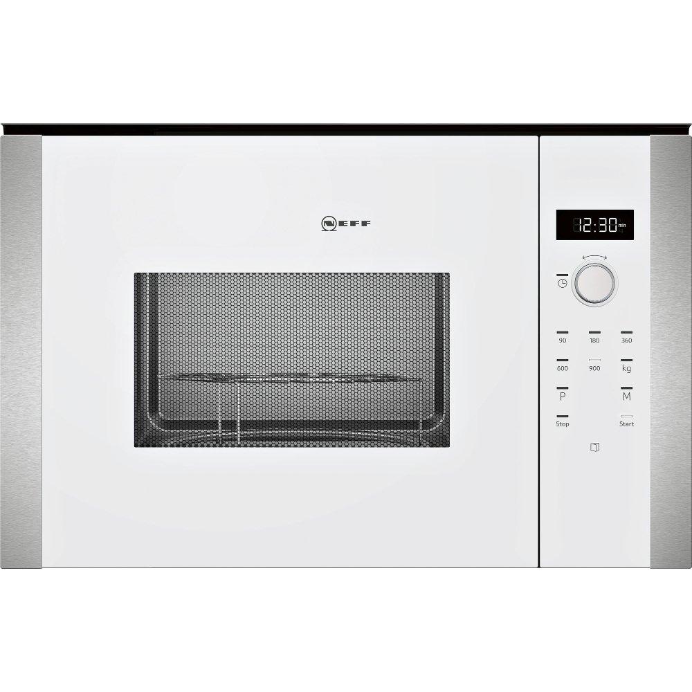 Neff N50 HLAWD53W0B Built In Microwave