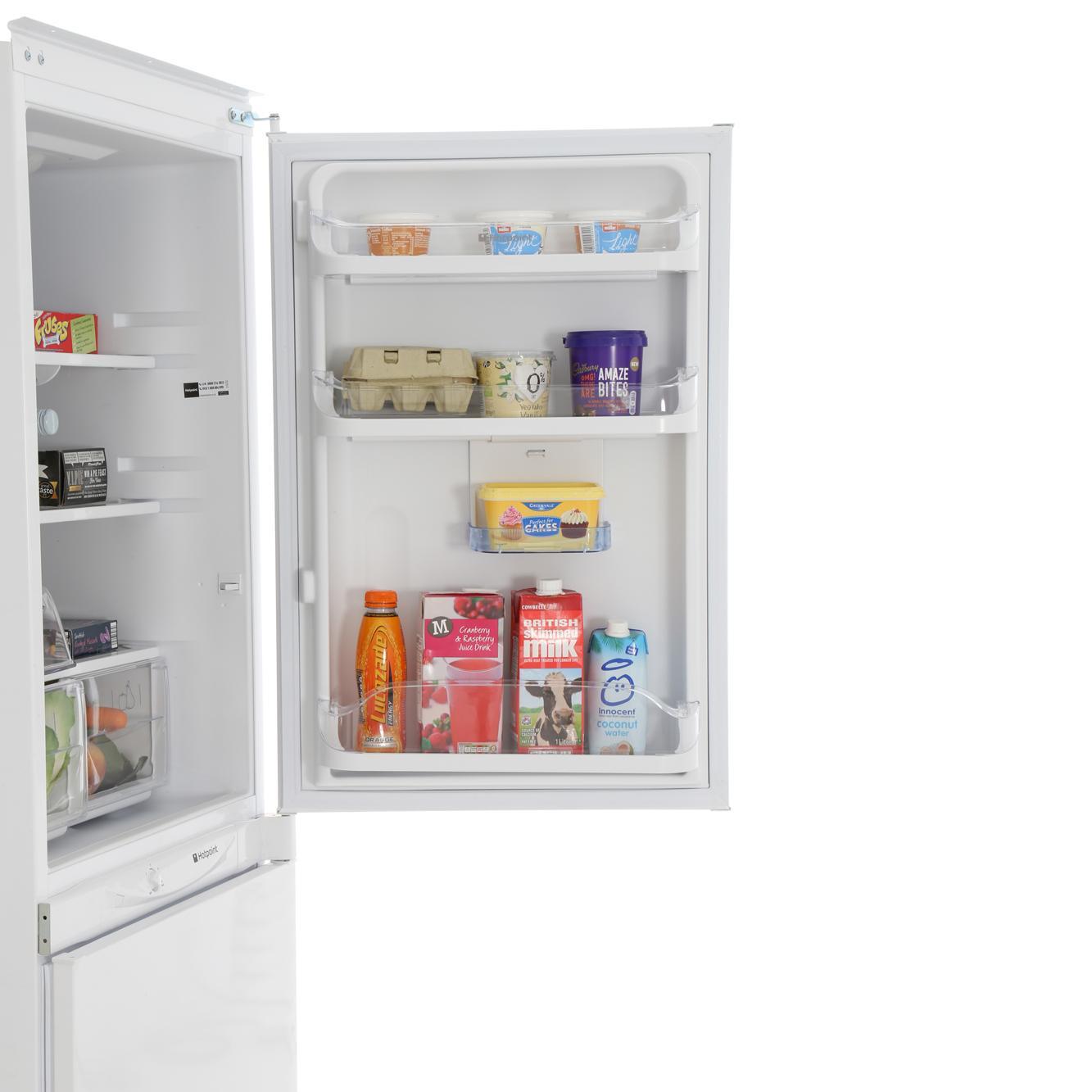 Buy Hotpoint Hm325ff2 Integrated Fridge Freezer White