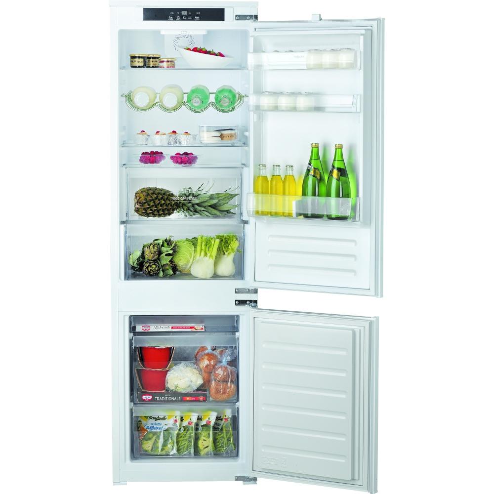 Buy Hotpoint Hm7030ecaao3 Static Integrated Fridge Freezer