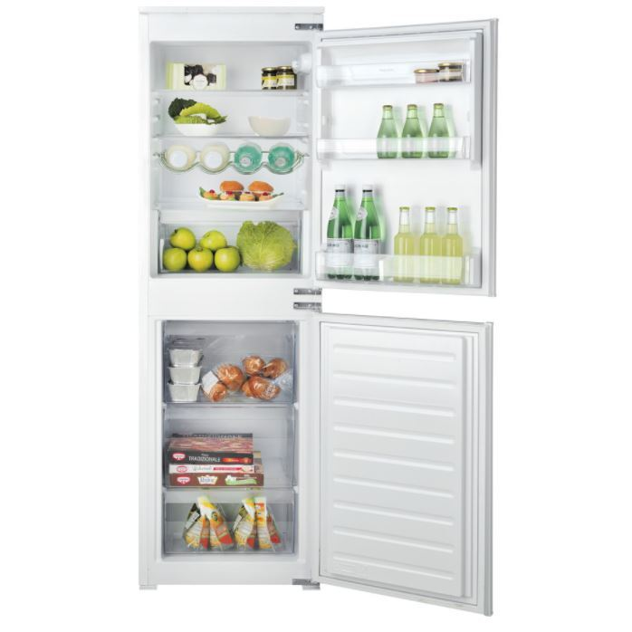 Hotpoint HMCB 505011 UK Low Frost Integrated Fridge Freezer