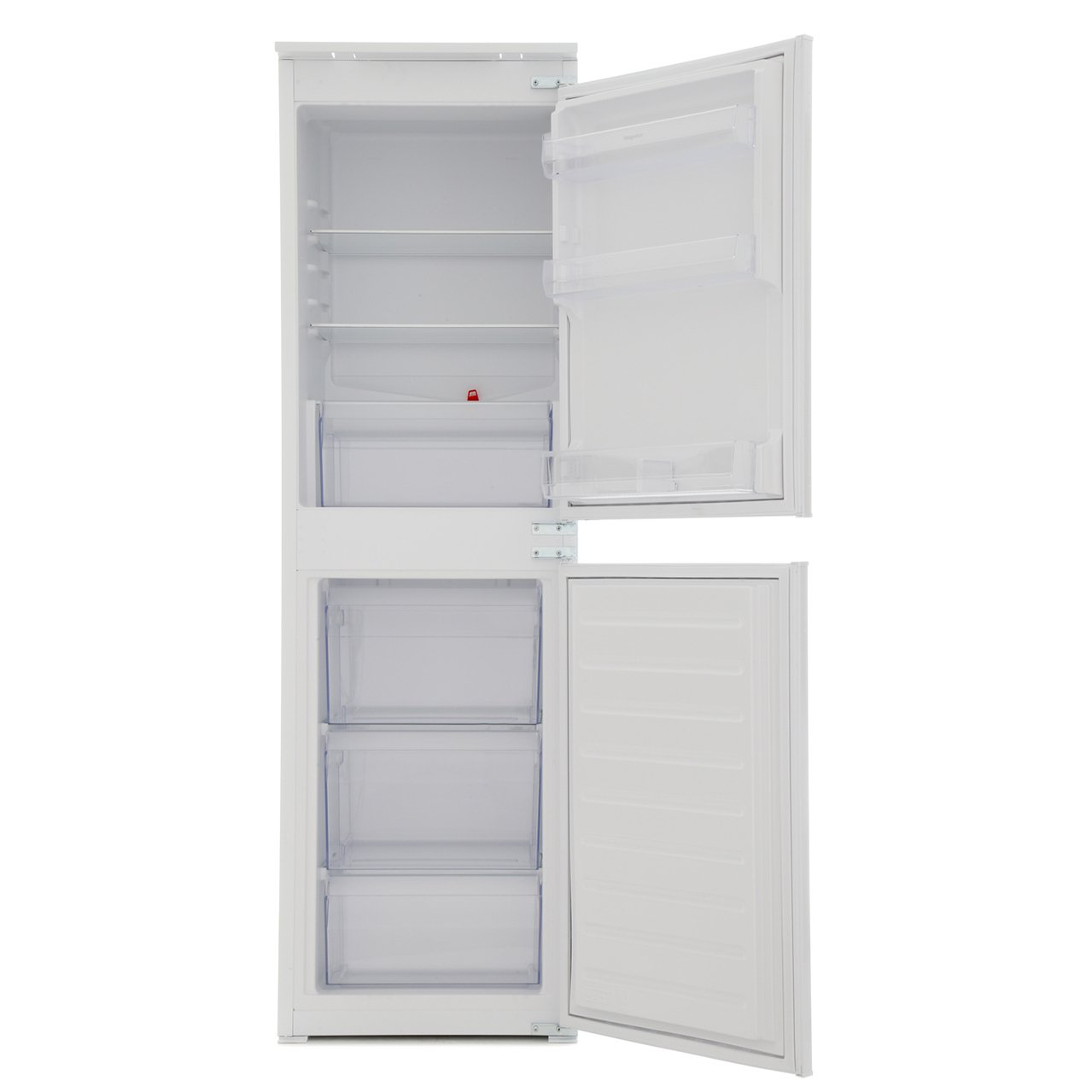 Hotpoint HMCB5050AA Low Frost Integrated Fridge Freezer