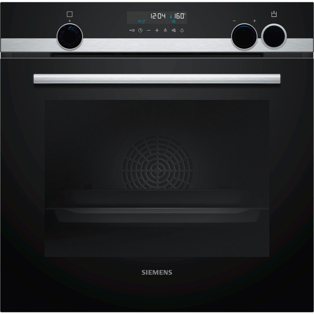 Siemens iQ500 HR578G5S6B Single Built In Electric Oven