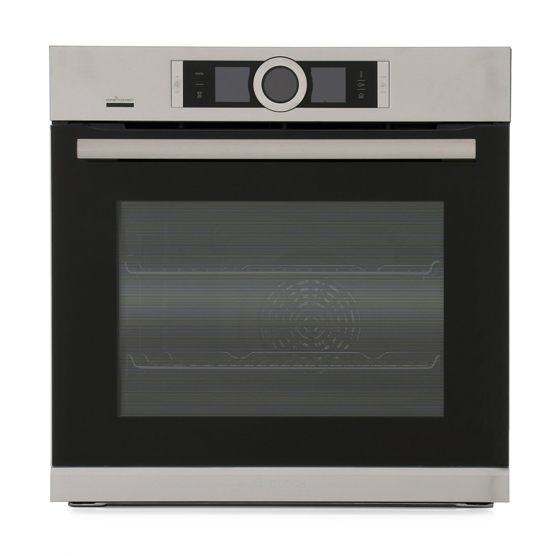 Bosch Serie 8 HRG6769S6B Single Built In Electric Oven