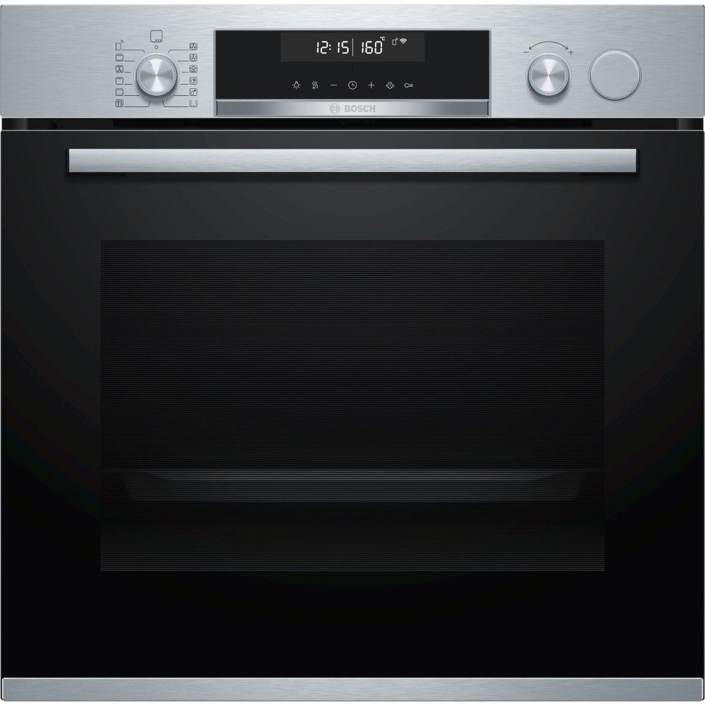 Bosch Serie 6 HRS538BS6B Single Built In Electric Oven