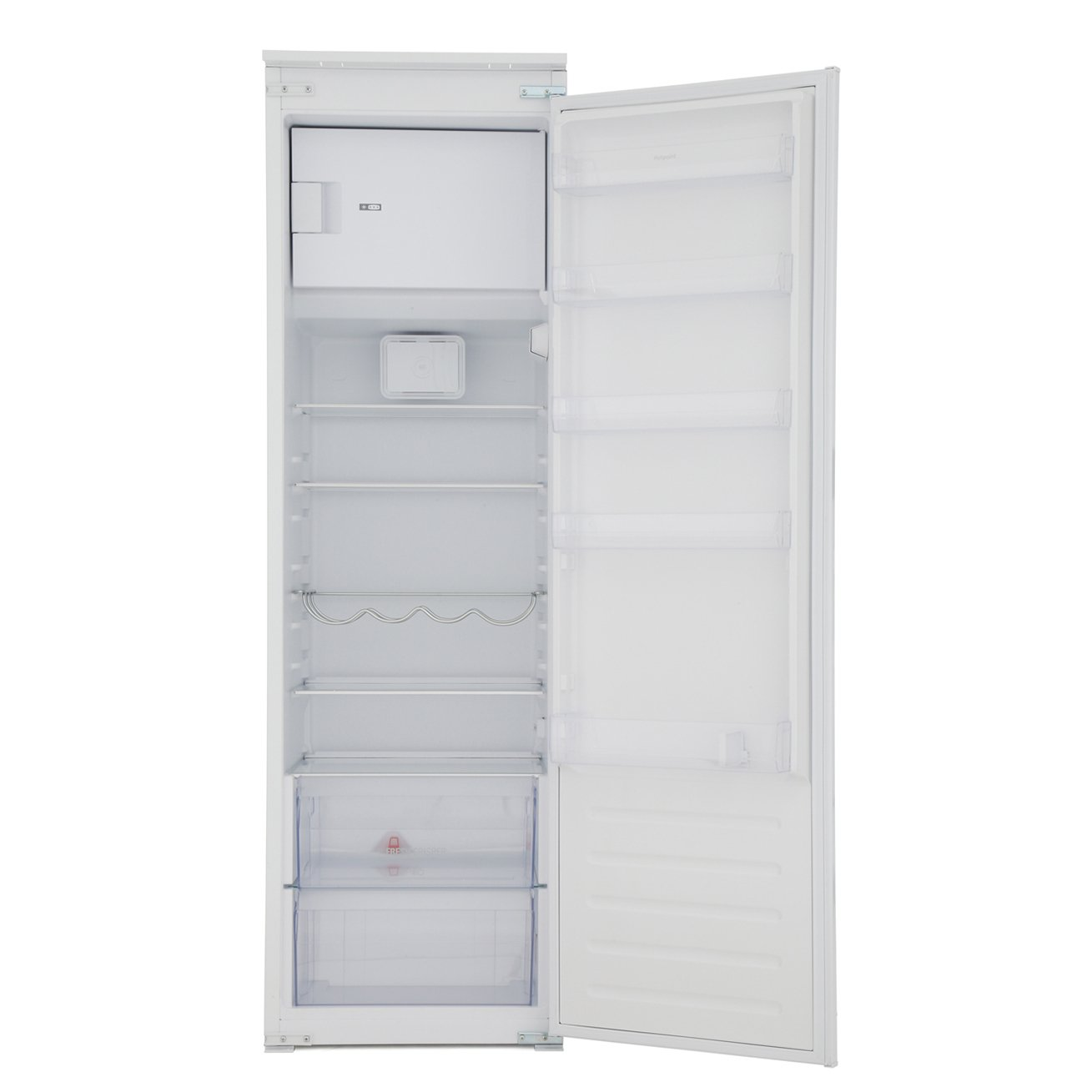 Hotpoint HSZ1801AA Built In Fridge with Ice Box