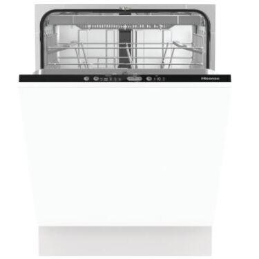 Hisense HV661D60UK Built In Fully Integrated Dishwasher