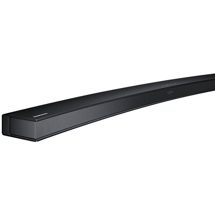 Buy samsung hw j6500 curved sound bar hwj6500 black for Samsung sound bar