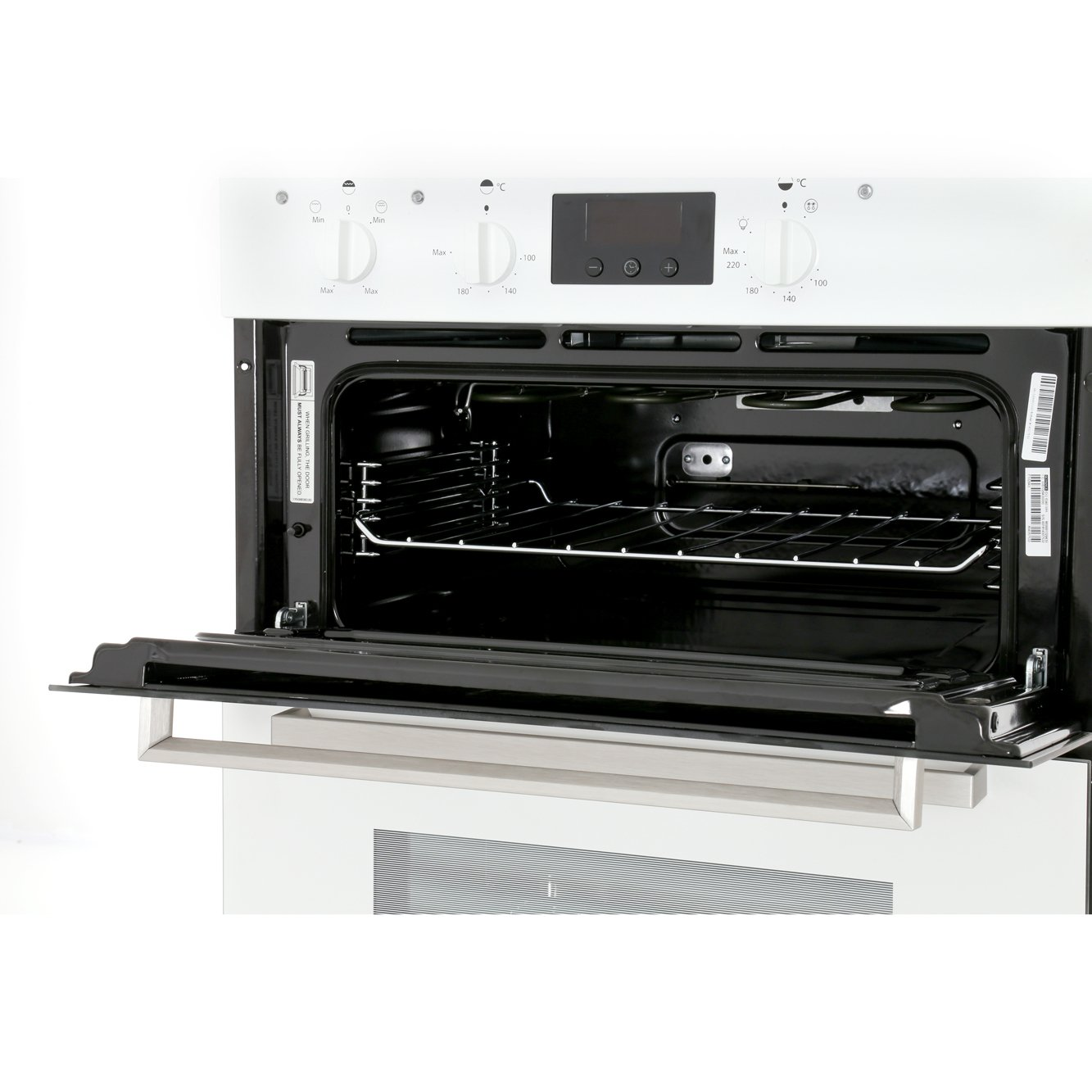 how to turn on indesit electric oven