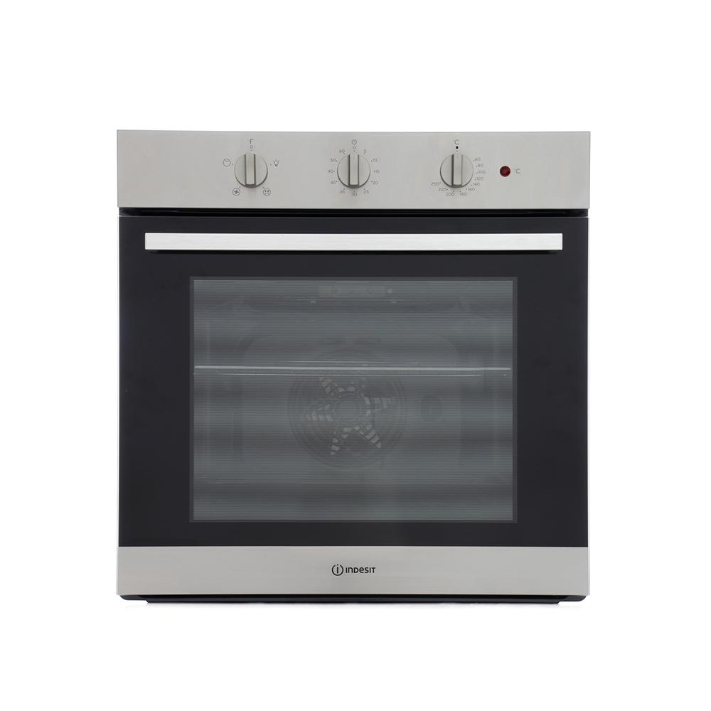 Indesit IFW6330IX Single Built In Electric Oven