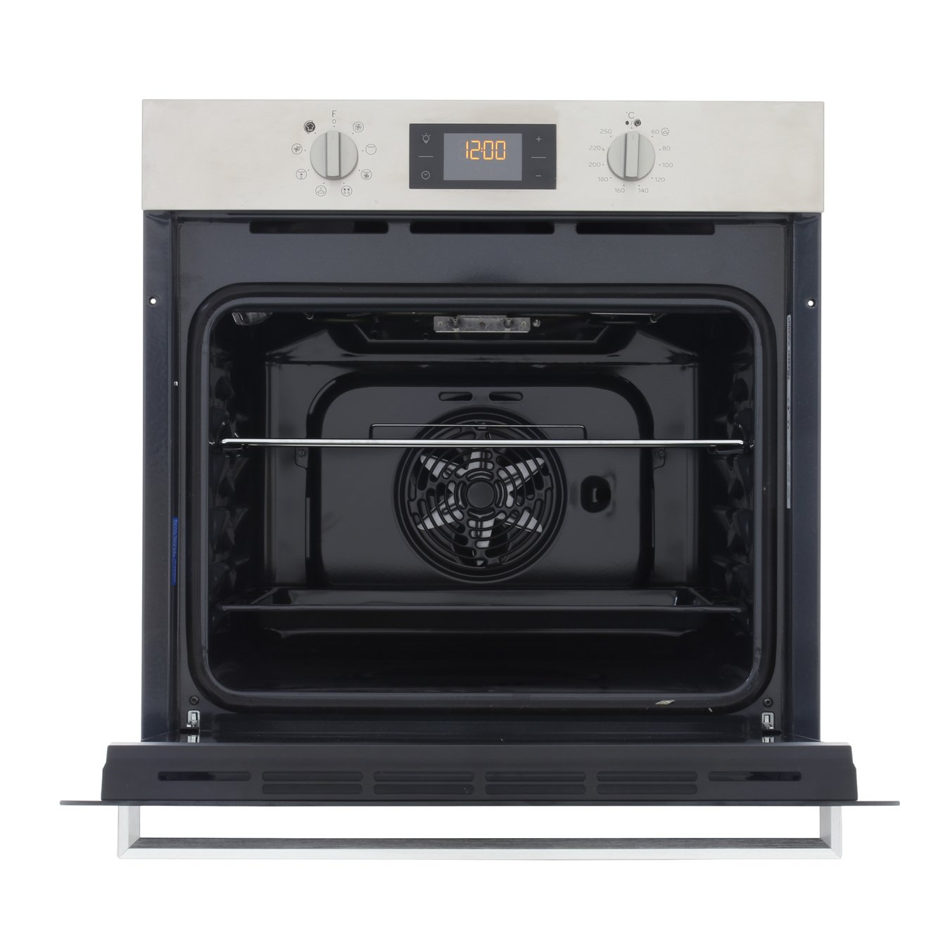 Single Electric Stove ~ Buy indesit ifw ixuk single built in electric oven