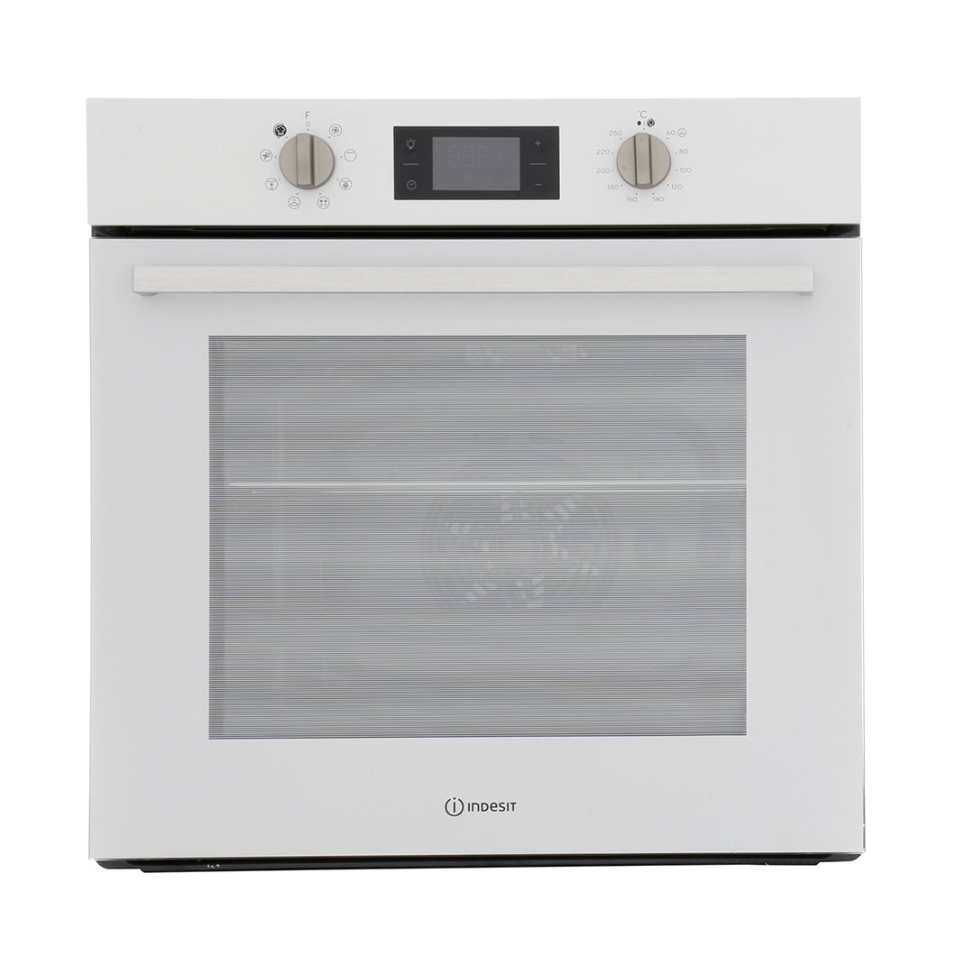 Indesit IFW 6340 WH UK Single Built In Electric Oven