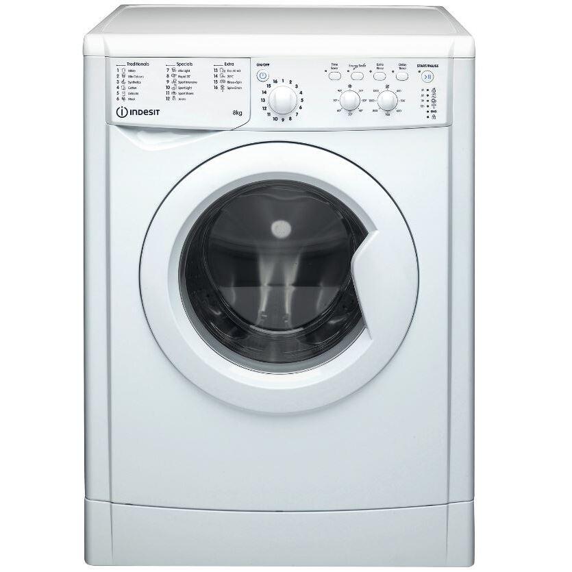 Indesit IWC 81251 W UK N Washing Machine