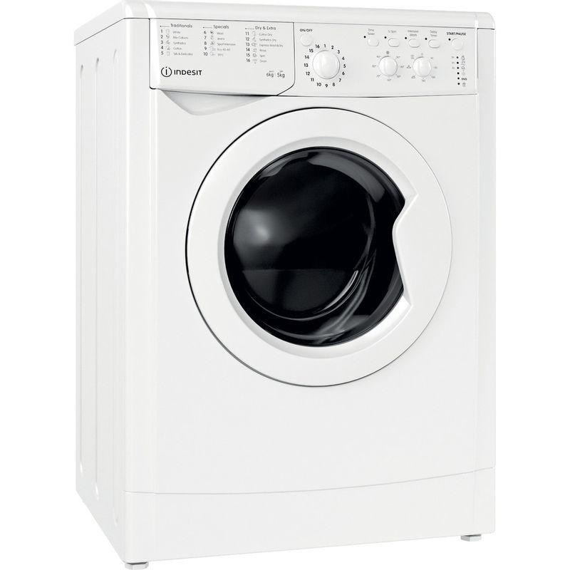 Indesit IWDC 65125 UK N Washer Dryer