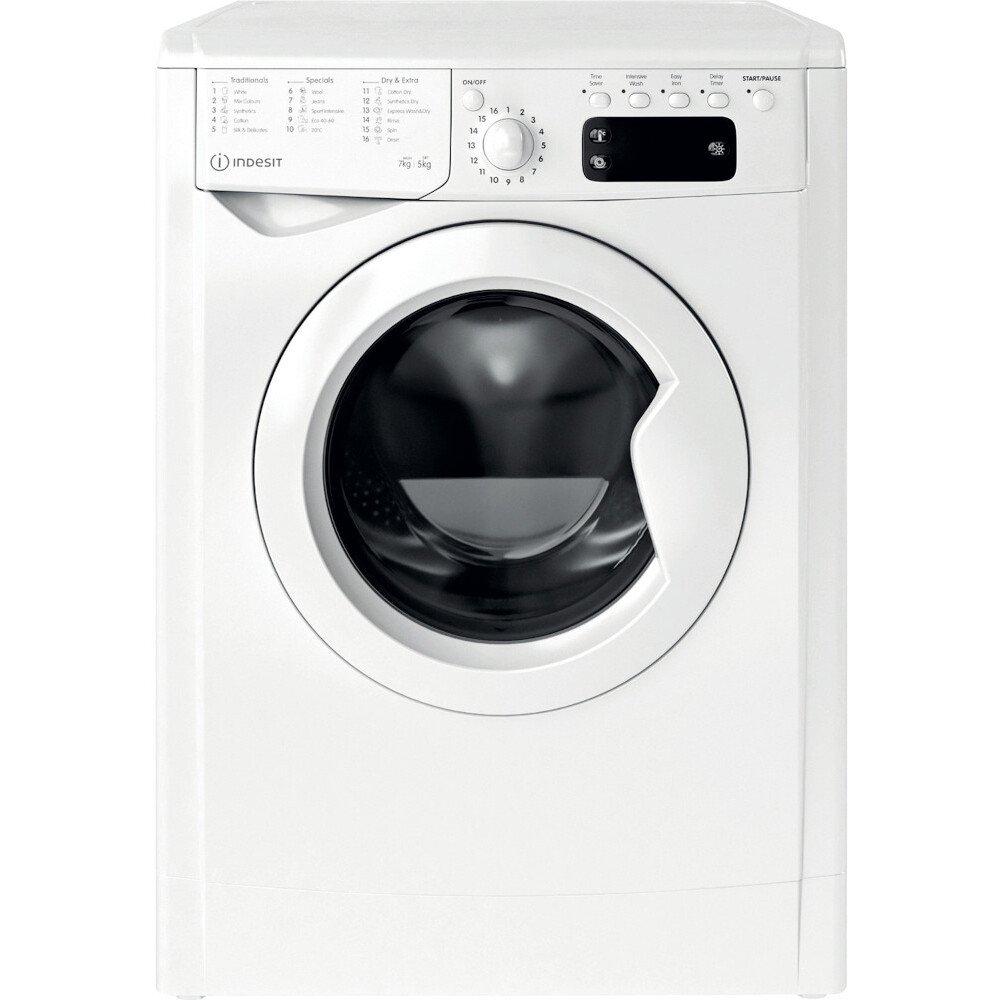 Indesit IWDD75145UKN Washer Dryer