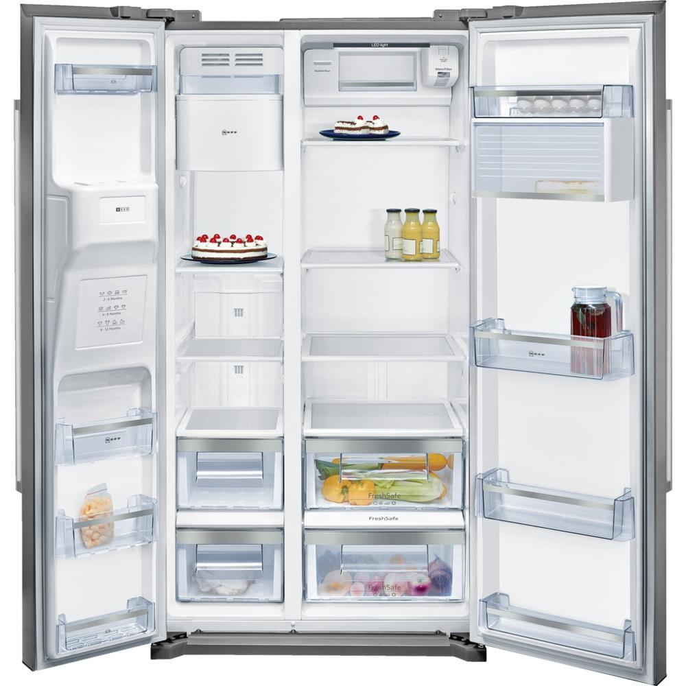 buy neff ka3902i20g american fridge freezer inox marks electrical rh markselectrical co uk Whirlpool Dishwasher Manual Frigidaire Dishwasher Manual