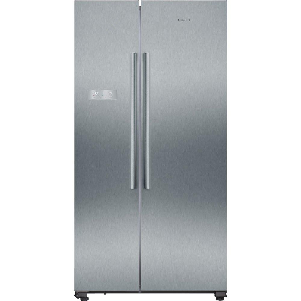 Siemens iQ300 KA93NVIFP American Fridge Freezer