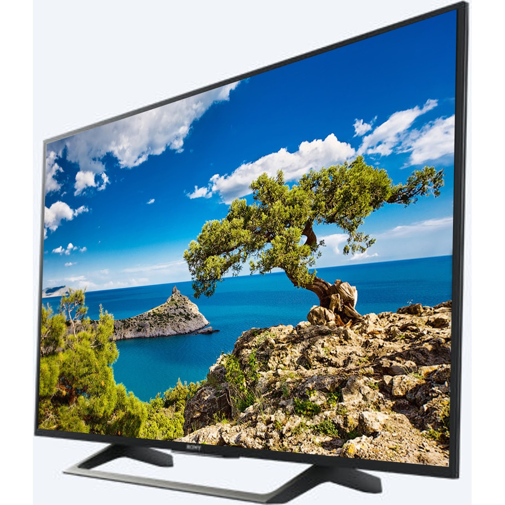 buy sony kd43xe8005b 43 4k ultra hd hdr television black marks electrical. Black Bedroom Furniture Sets. Home Design Ideas