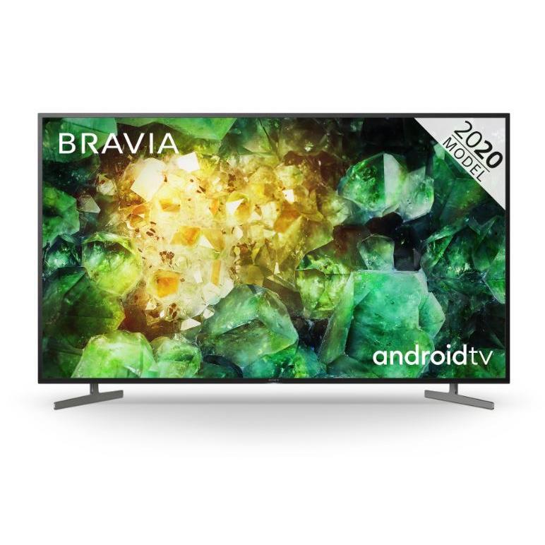 "Sony XH8196 Series KD-49XH8196 Bravia 49"" LED 4K HDR UHD Smart TV"