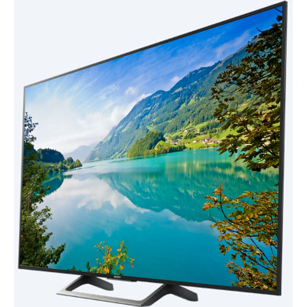 buy sony kd55xe8596b 55 4k ultra hd hdr smart television black marks electrical. Black Bedroom Furniture Sets. Home Design Ideas