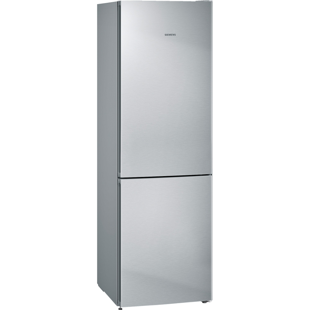 buy siemens kg36nvi35g frost free fridge freezer stainless steel fingerprint free marks. Black Bedroom Furniture Sets. Home Design Ideas