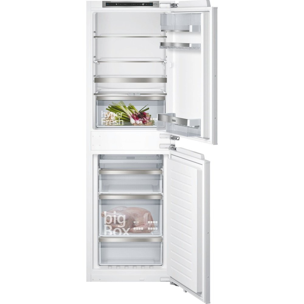 Siemens KI85NADE0G Frost Free Integrated Fridge Freezer