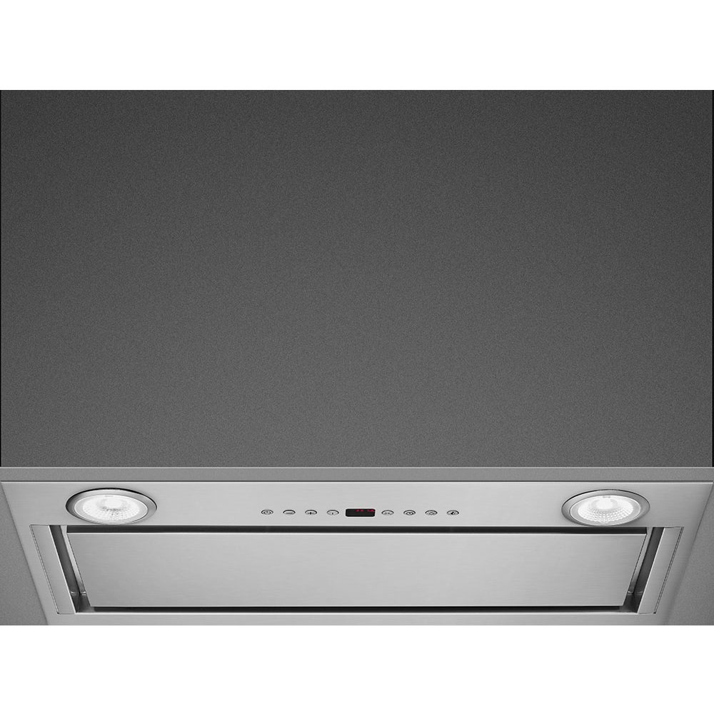 Smeg KICGR52X 60CM Integrated Hood with Auto Vent