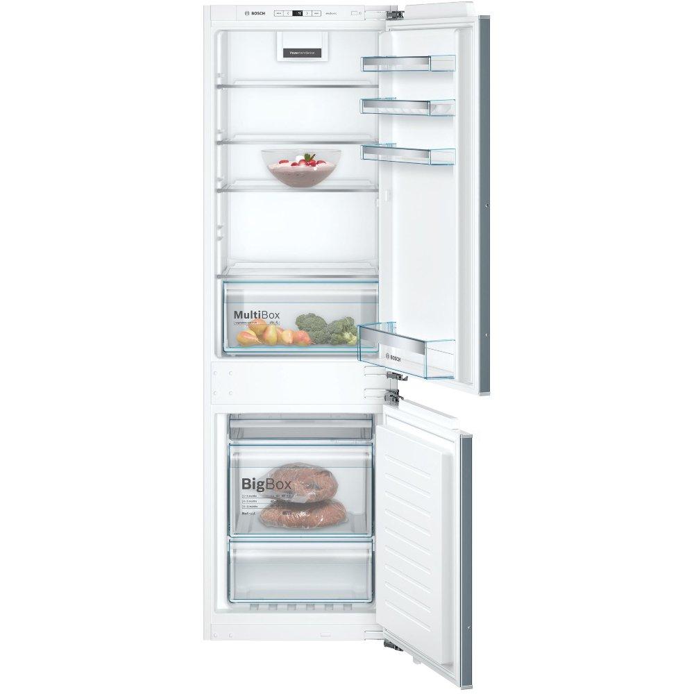 Bosch Serie 4 KIN86VFF0G Frost Free Integrated Fridge Freezer