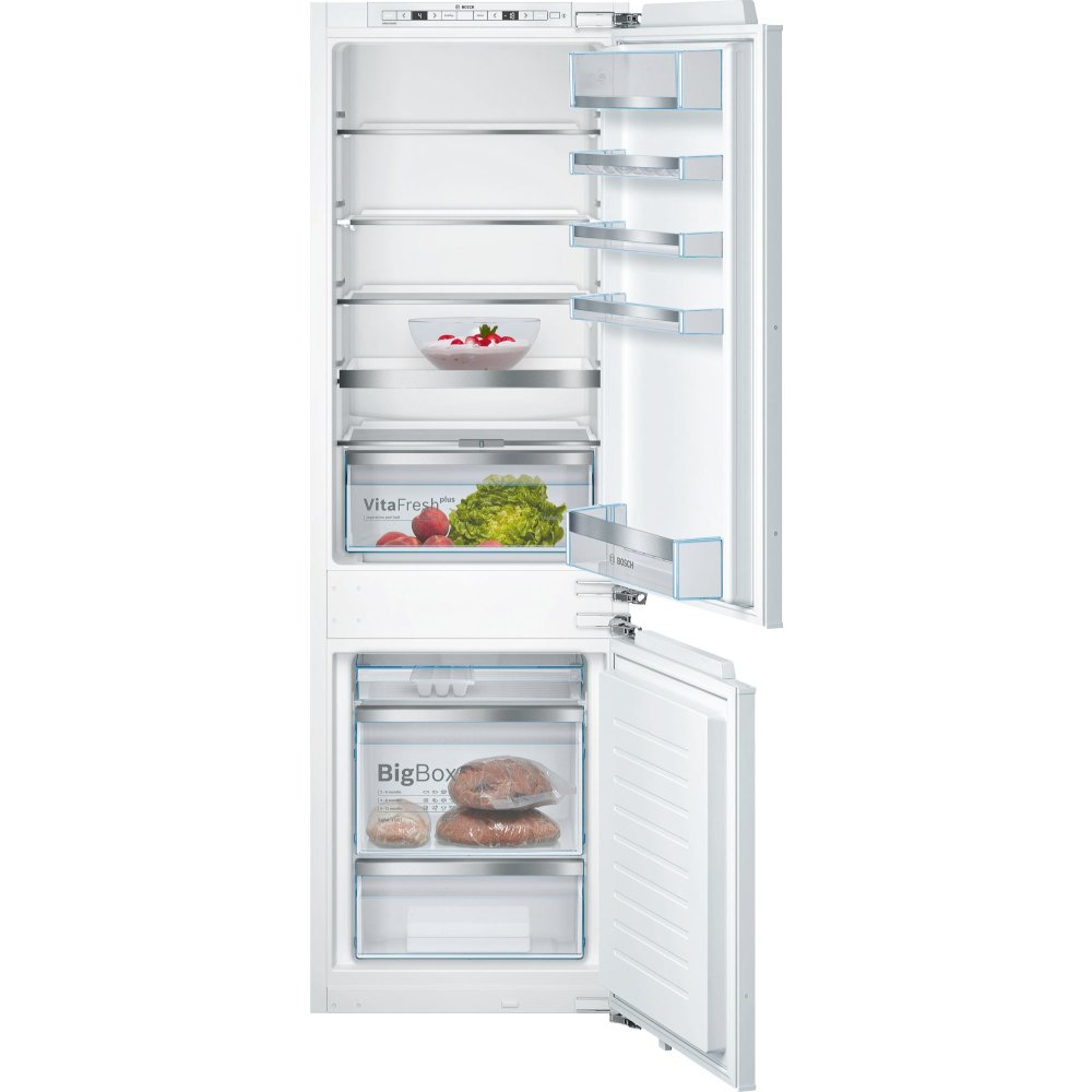 Bosch Serie 6 KIS86AFE0G Low Frost Integrated Fridge Freezer