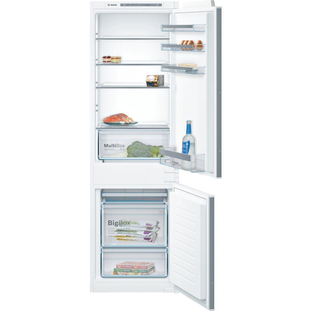 Bosch Serie 4 KIV86VSF0G Low Frost Integrated Fridge Freezer