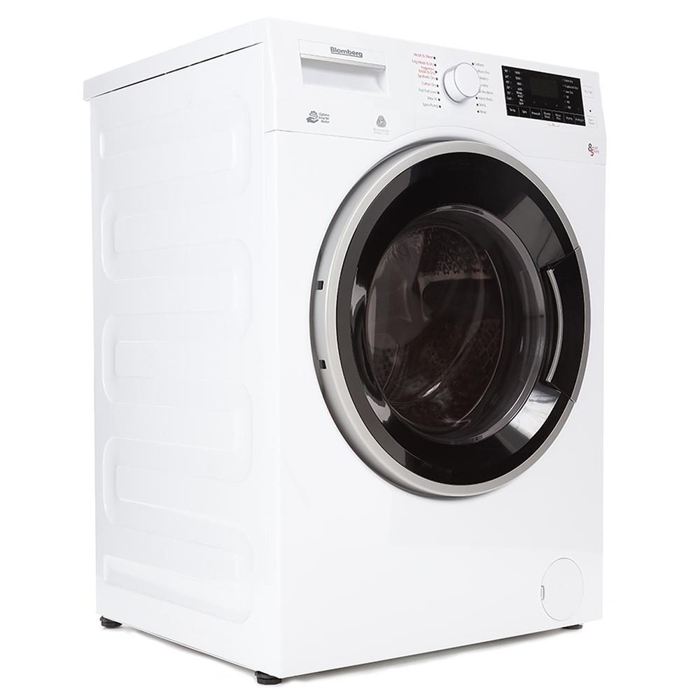 buy blomberg lrf285411w washer dryer white marks. Black Bedroom Furniture Sets. Home Design Ideas