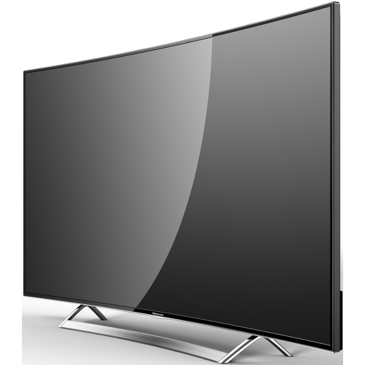 buy hisense k720 ltdn65k720wtseu 65 curved 4k ultra hd led television ltdn65k720wtseu black. Black Bedroom Furniture Sets. Home Design Ideas