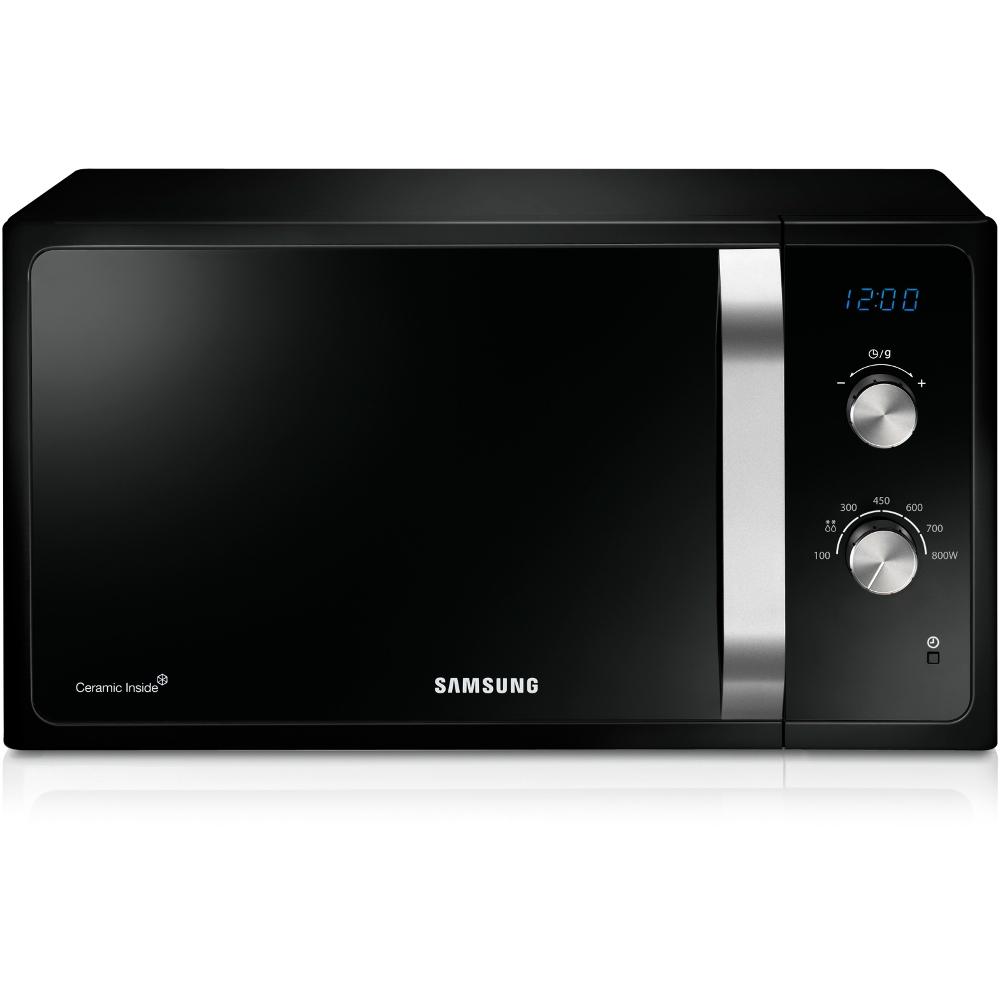 buy samsung ms23f301eak smart microwave ms23f301eak black marks electrical. Black Bedroom Furniture Sets. Home Design Ideas