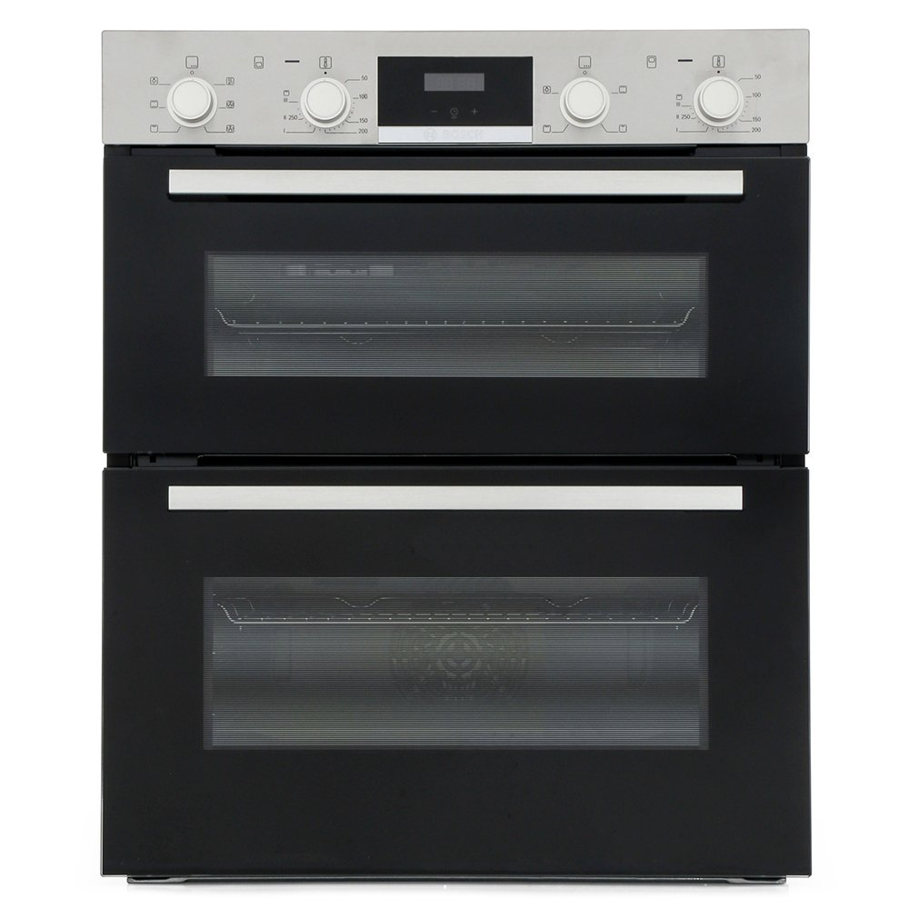 Bosch Serie 2 NBS113BR0B Double Built Under Electric Oven