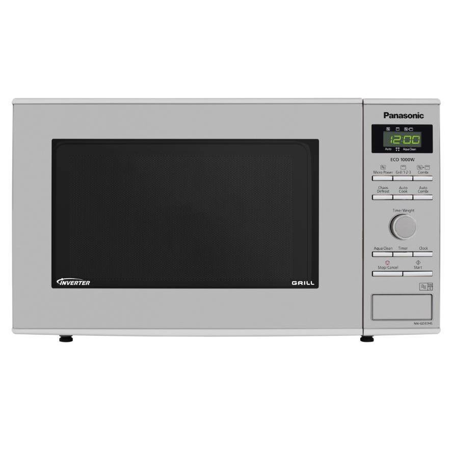 Panasonic NN-GD37HSBPQ Inverter Microwave with Grill