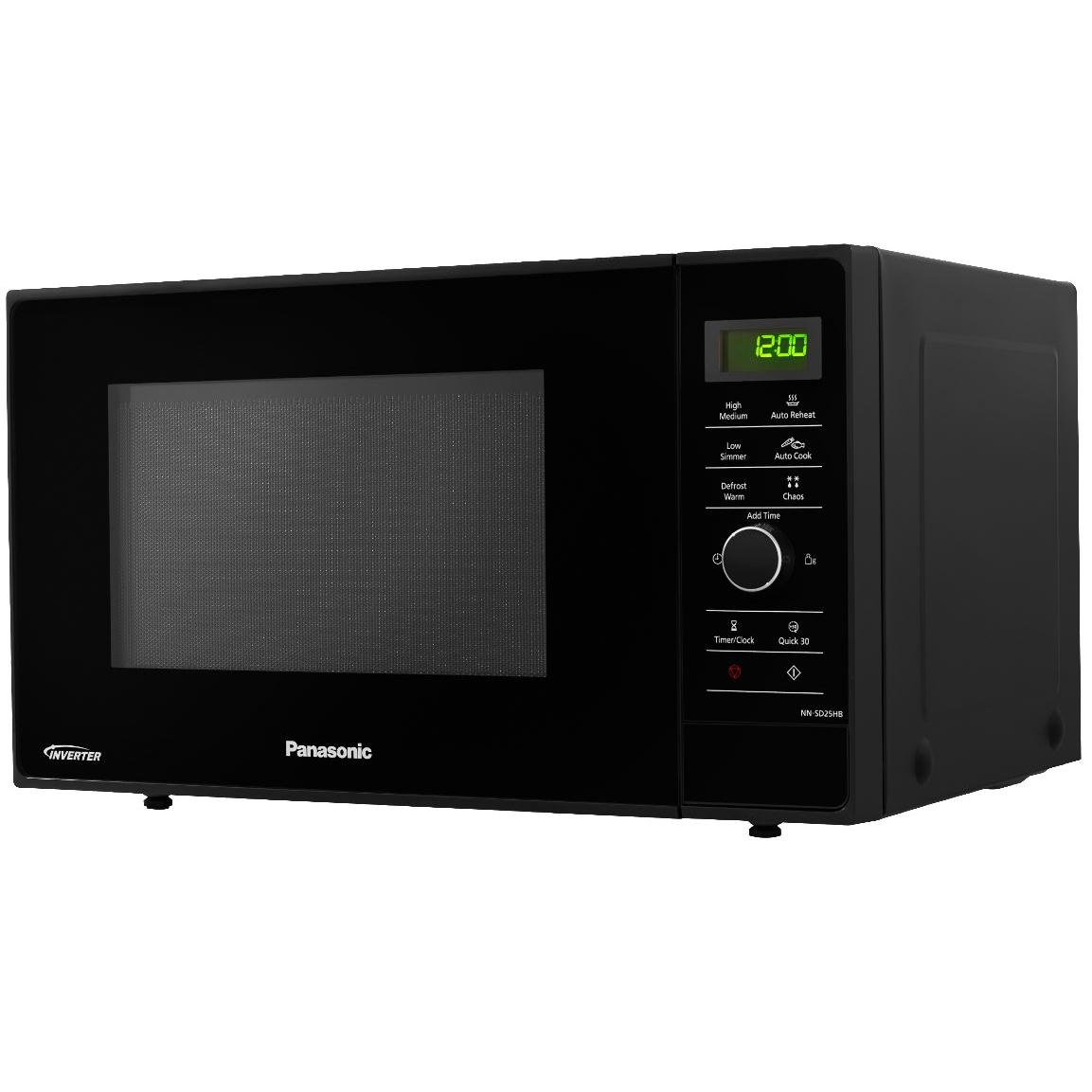 Panasonic NN-SD25HBBPQ Inverter Microwave