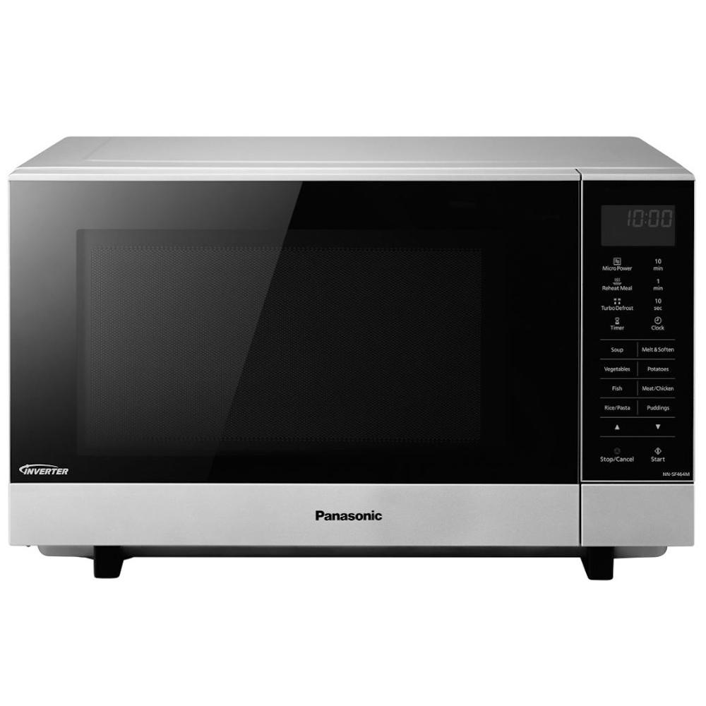 Panasonic NN-SF464MBPQ Flatbed Microwave
