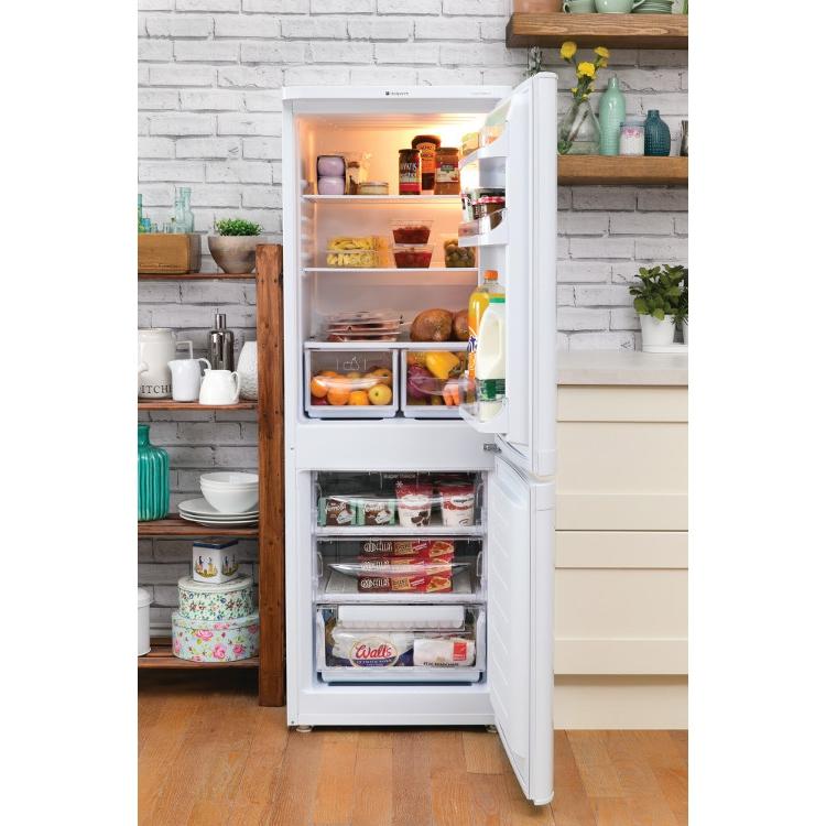 Buy Hotpoint Nrfaa50p Fridge Freezer