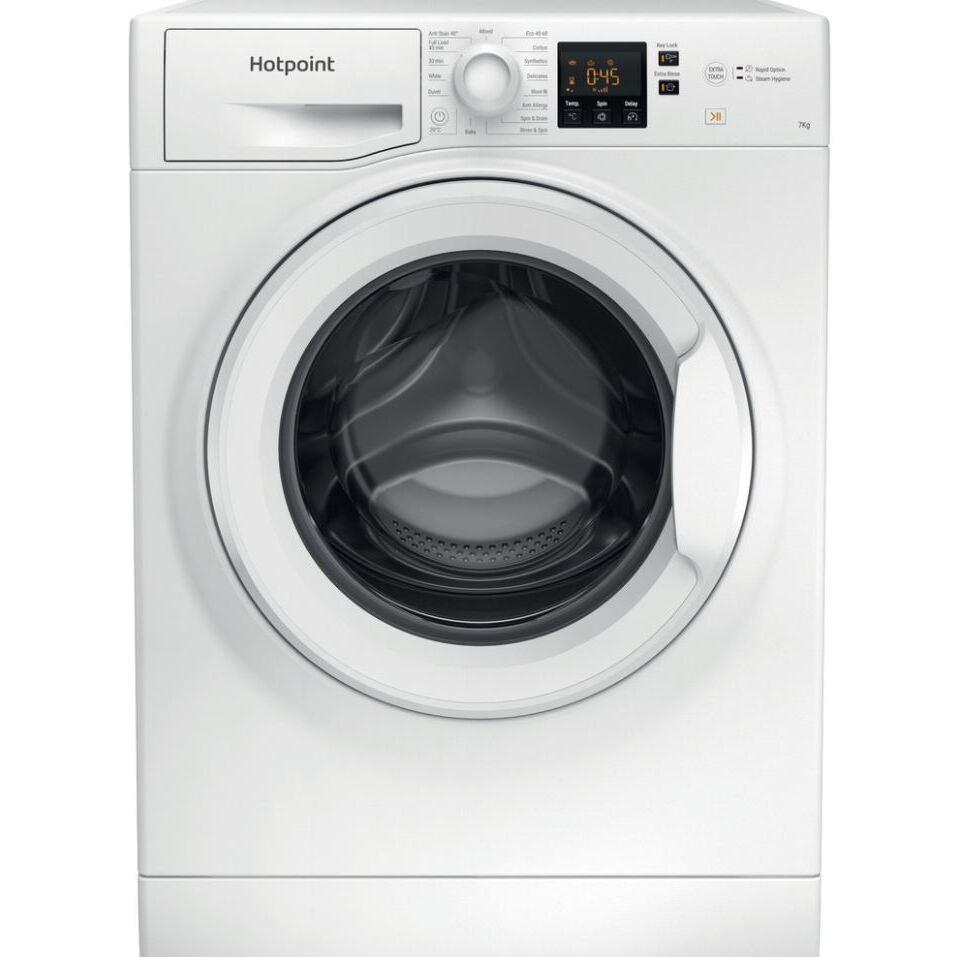 Hotpoint NSWF 742U W UK N Washing Machine
